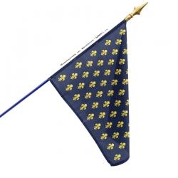 Drapeau Royaume de France - Bannière de France