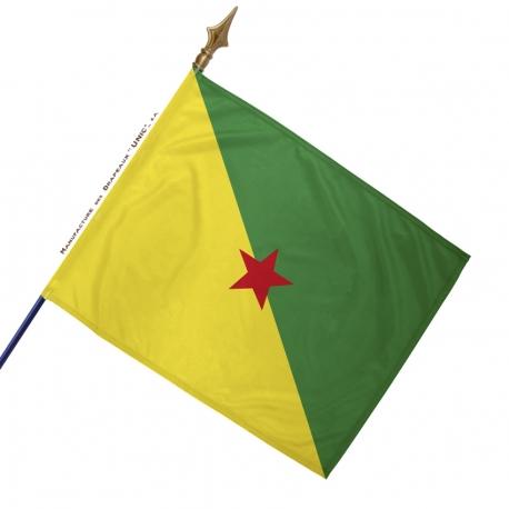 Drapeau Guyane française