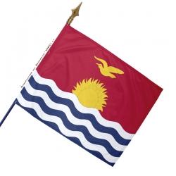 Drapeau Kiribati drapeaux des pays Drapeaux Unic