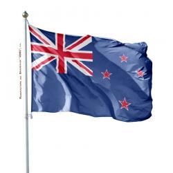 Pavillon Nouvelle Zélande en tissu à acheter avec Drapeaux Unic