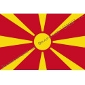 Drapeau Macedoine