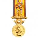 Médaille pompiers