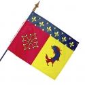 Drapeaux départements historiques