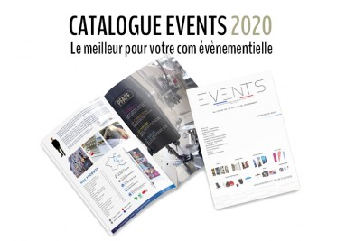 Catalogue Events Unic 2020 Support de communication Drôme