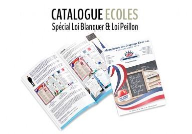Catalogue Ecoles Drapeaux Unic Romans 26